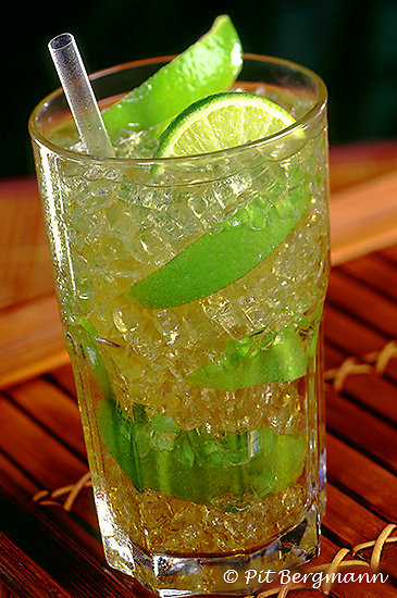 Caipirissima Cocktail